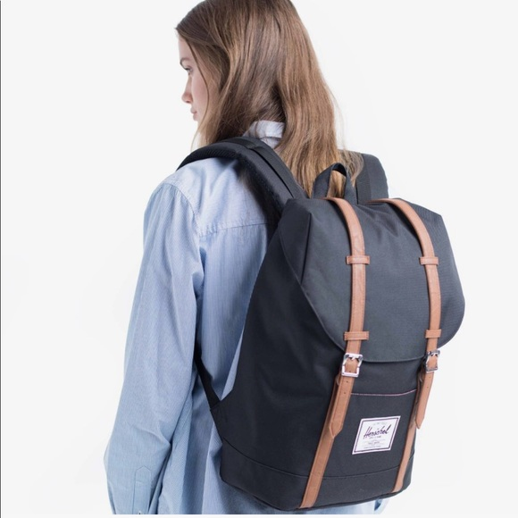f76990aa930b Herschel Supply Company Handbags - Herschel Retreat Backpack in Black